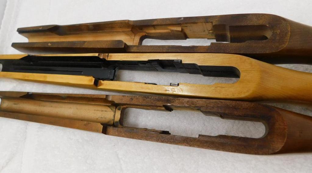 Lot: Ruger Mini 14 stocks | Proxibid Auctions