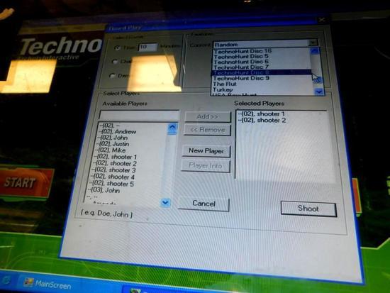 Techno Hunt Archery Video Hunting simulator