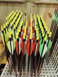 92 new Beman Hunter Jr. arrows.