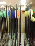 48 new Gold tip Kinetic Pierce 400 arrows and 6 kinetic pierce 340 arrows.