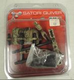 New Fuse Satori carb max 1 quiver for Hoyt carbon bows. Model 1644.