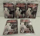 5 new 3 packs of Steel Force Phat head S.O.B 100gr. Broadheads.
