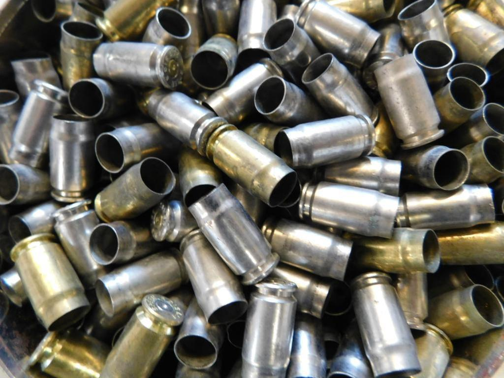 Lot: 357 Sig brass for reloading | Proxibid Auctions