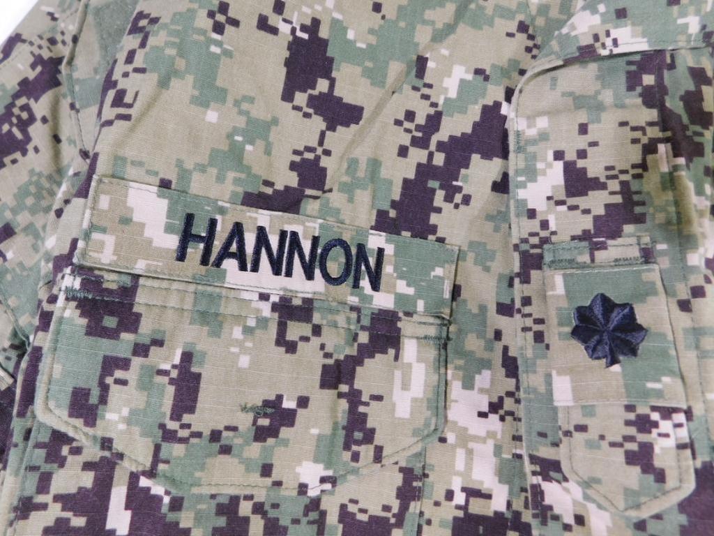Lot: Navy SEAL Working Combat Utilities Uniform | Proxibid Auctions