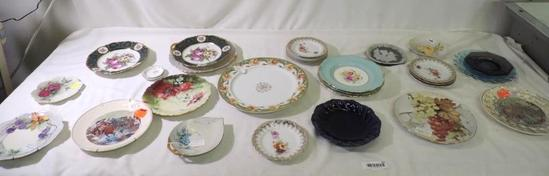 20+ collector plates.