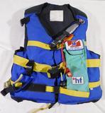 HF Swiftwater Rescue PFD lifejacket