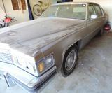 1979 Cadillac Sedan Deville.