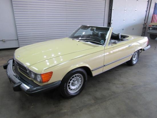 1975  MERCEDES 450 SL