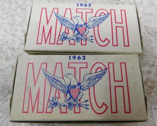 45 ACP Match ammunition