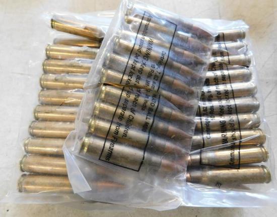 7.62X51 ammunition
