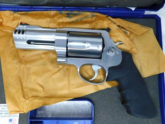 Smith & Wesson - Model 500