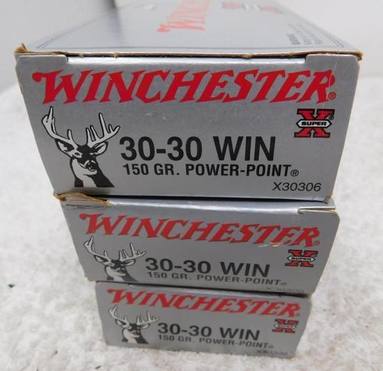 30-30 Winchester Ammunition