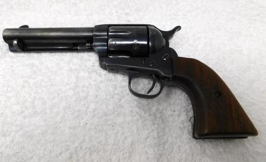 First Gen black powder frame Colt SAA Peacemaker revolver
