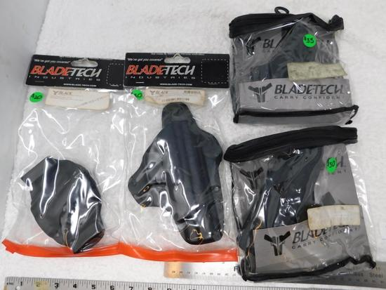 Bladetech holsters for Springfield XD pistols