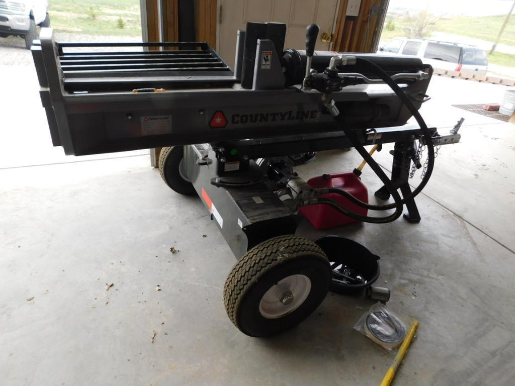 Countyline 40 ton log splitter
