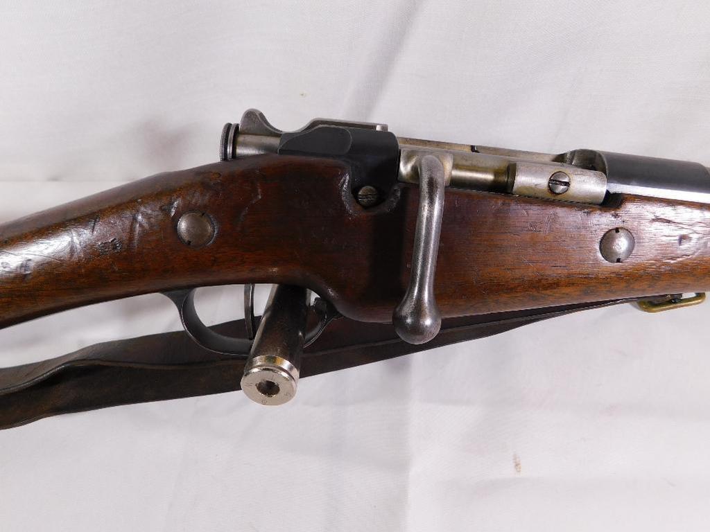 Berthier Mannlicher - 1892 Carbine