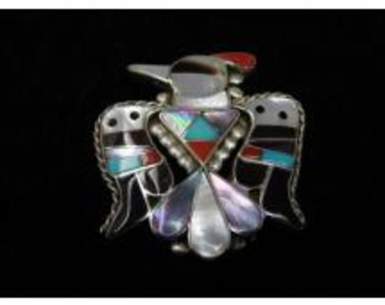 Native American and Art Glass Trade Bead #1