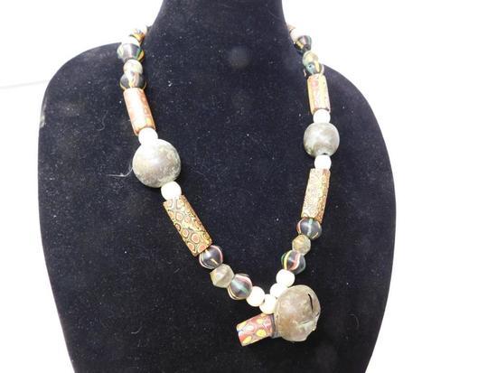 Venetian Millefiori necklace