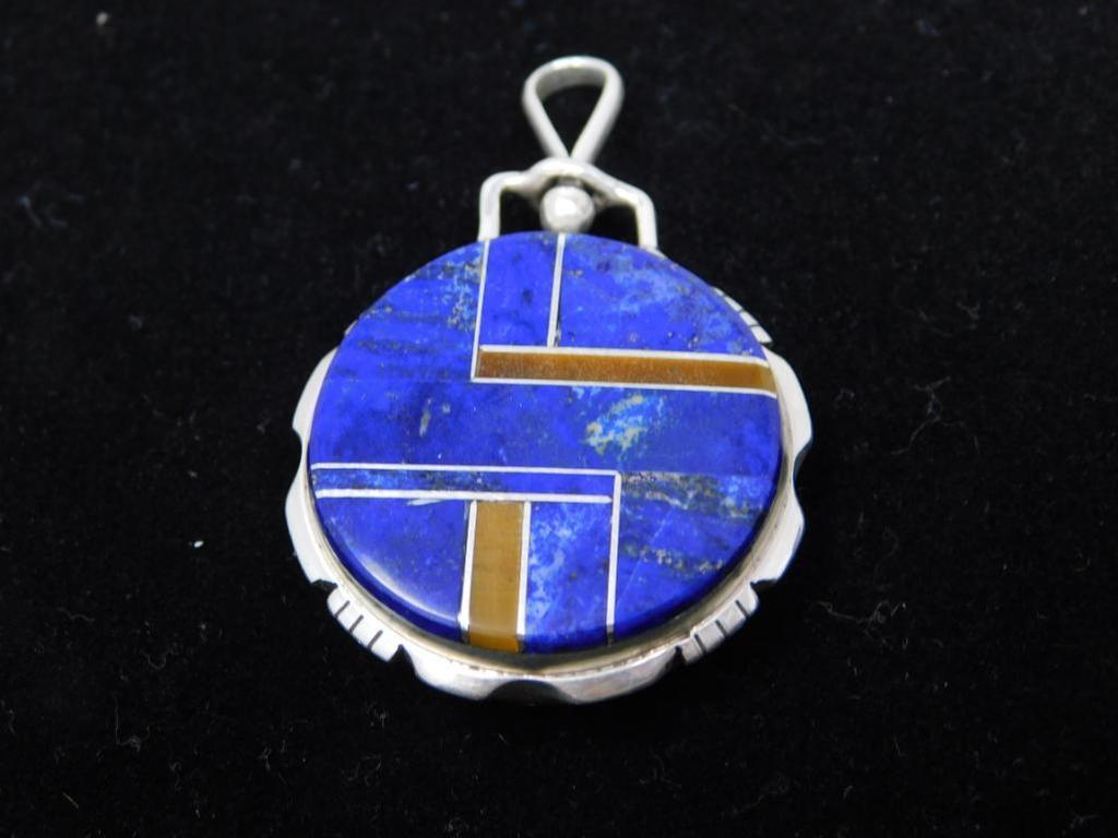 Native artist made pendant