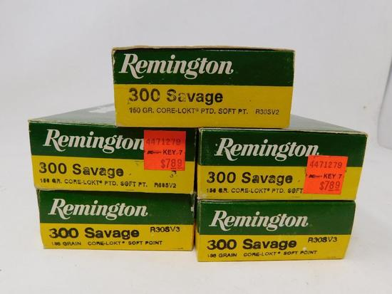 300 Savage ammunition