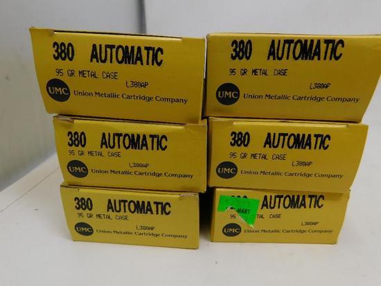 380 ACP ammunition