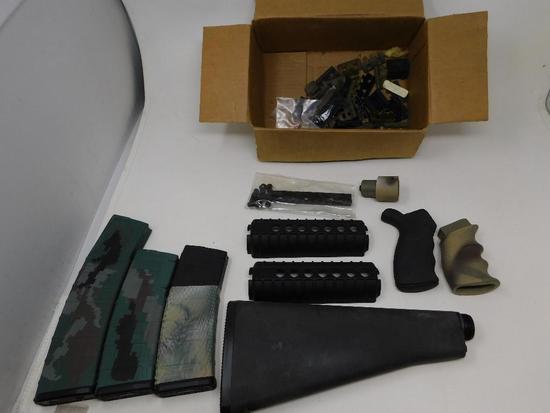 AR-15 Parts assortment NO COLORADO SALES