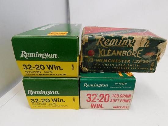 32-20 Winchester ammunition