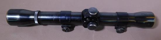 Weaver K4 rifle scope