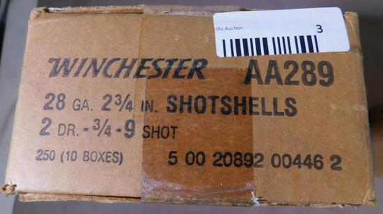28 gauge shotgun ammunition
