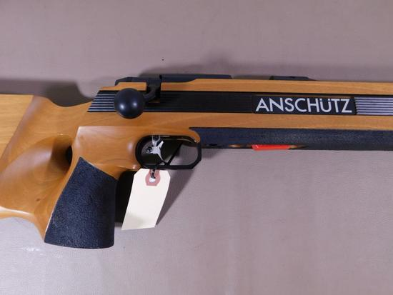 Anschutz - 54.18 Match Silhouette Repeater