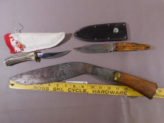 Knife assortment