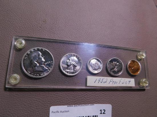 1952 US Coin proof set