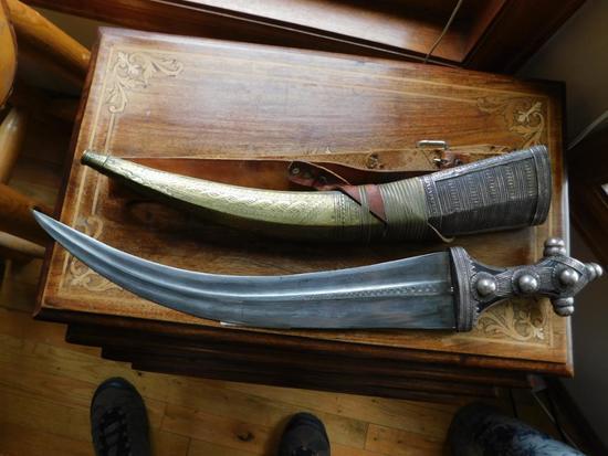 Persian Dagger