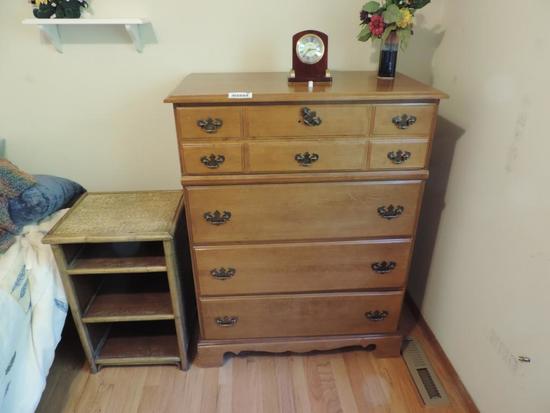Dresser and Nightstand