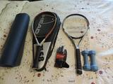 Tennis Racket and Fitness Gear