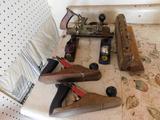 Wood plane assortment