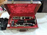 Vintage Normanby clarinet.