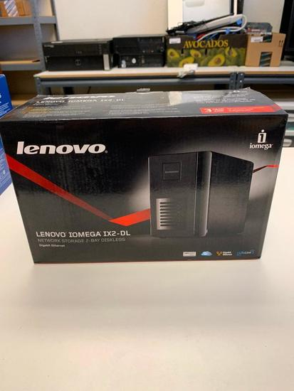 Lenovo IOMEGA IX2-DL Storage