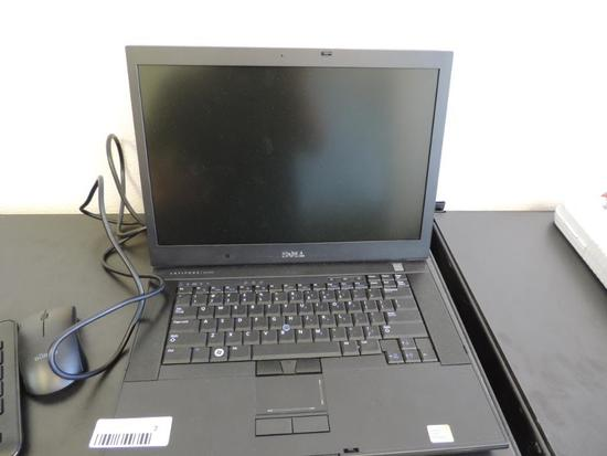 Dell Lattitude E6500 Laptop.