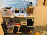 Contents of Shelf- Shelf Included White board included