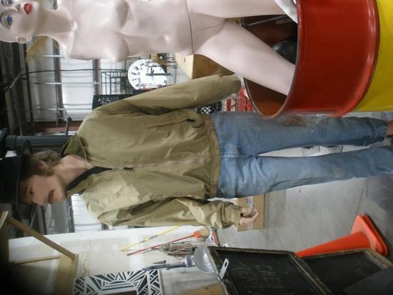 Fashion Mannequins 2 female 1 male + lot