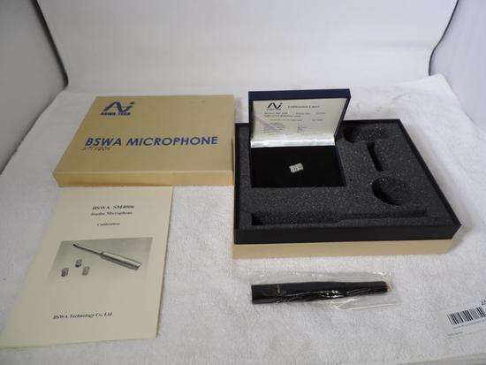 BSWA SM 4206 studio microphone.