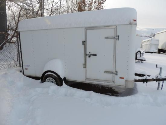 1999 Pace Worksport enclosed trailer