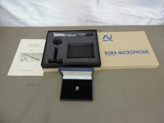 BSWA SM4205 microphone.