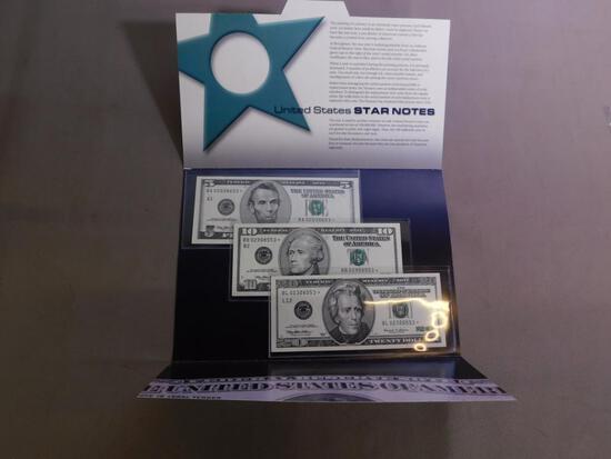 US Star note bills