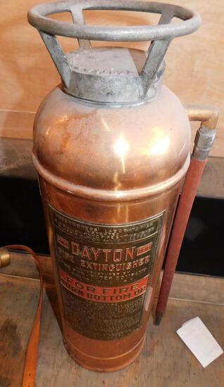 Dayton fire extinguisher