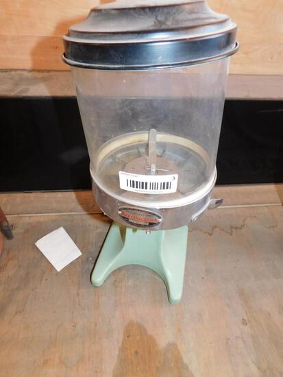 Hamilton Beach counter top malt dispenser,