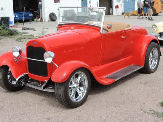 1929 Ford CV Roadster
