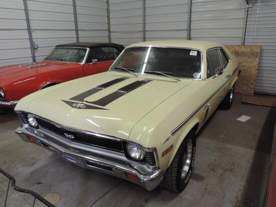 1972 Yenko Nova tribute car