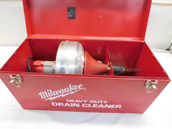 Milwaukee Heavy duty drain cleaner